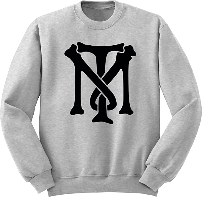Scarface Tony Montana Logo Sudadera Unisex Blanco blanco xx-large: Amazon.es: Ropa y accesorios