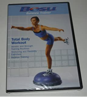 Bosu Balance Trainer Total Body Workout