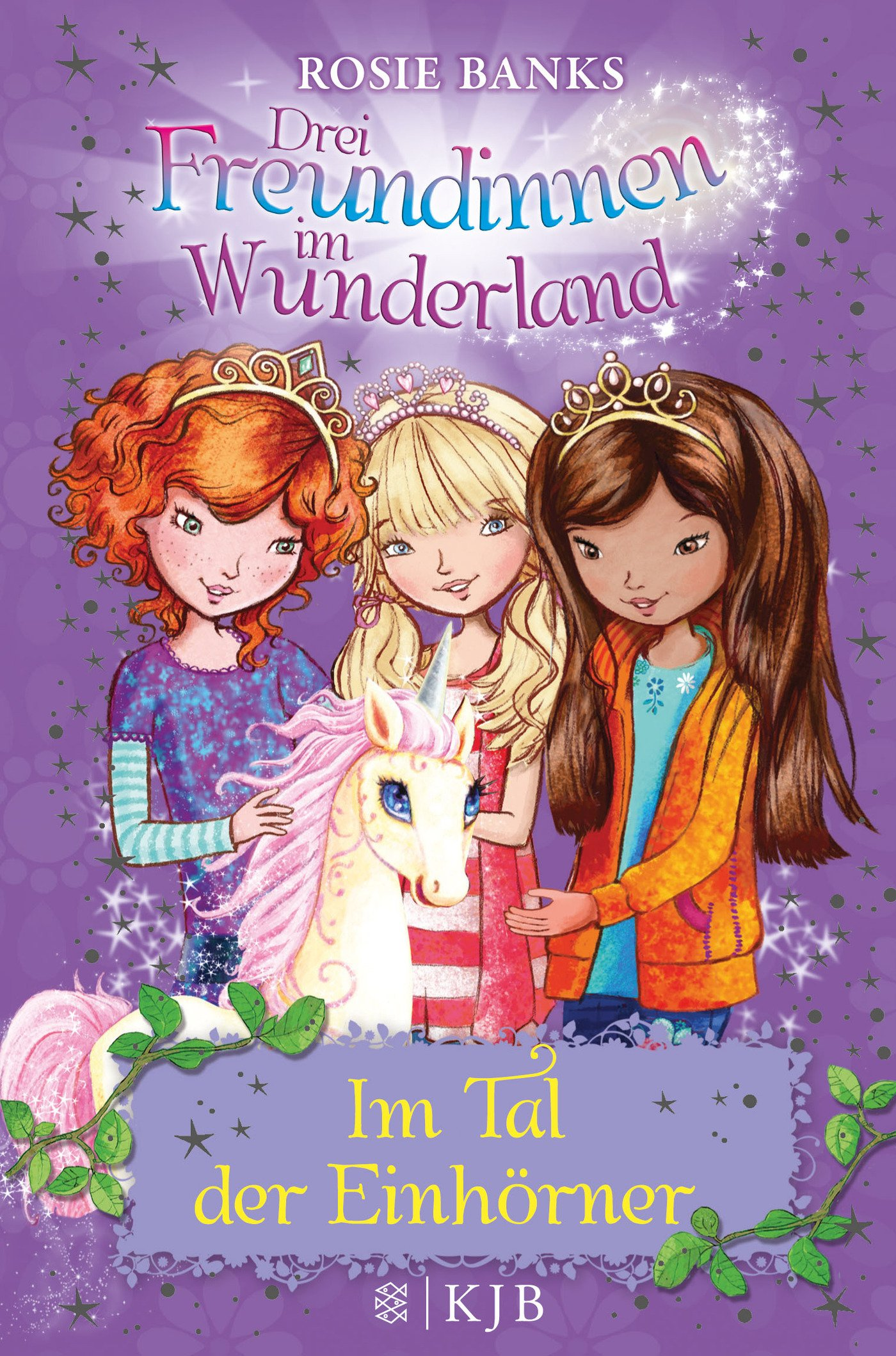 Drei Freundinnen im Wunderland 02 Im Tal der Einhörner Amazon Rosie Banks Angelika Eisold Viebig Bücher