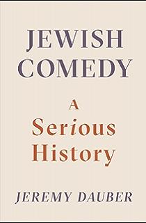 Amazon no joke making jewish humor library of jewish ideas jewish comedy a serious history fandeluxe Gallery