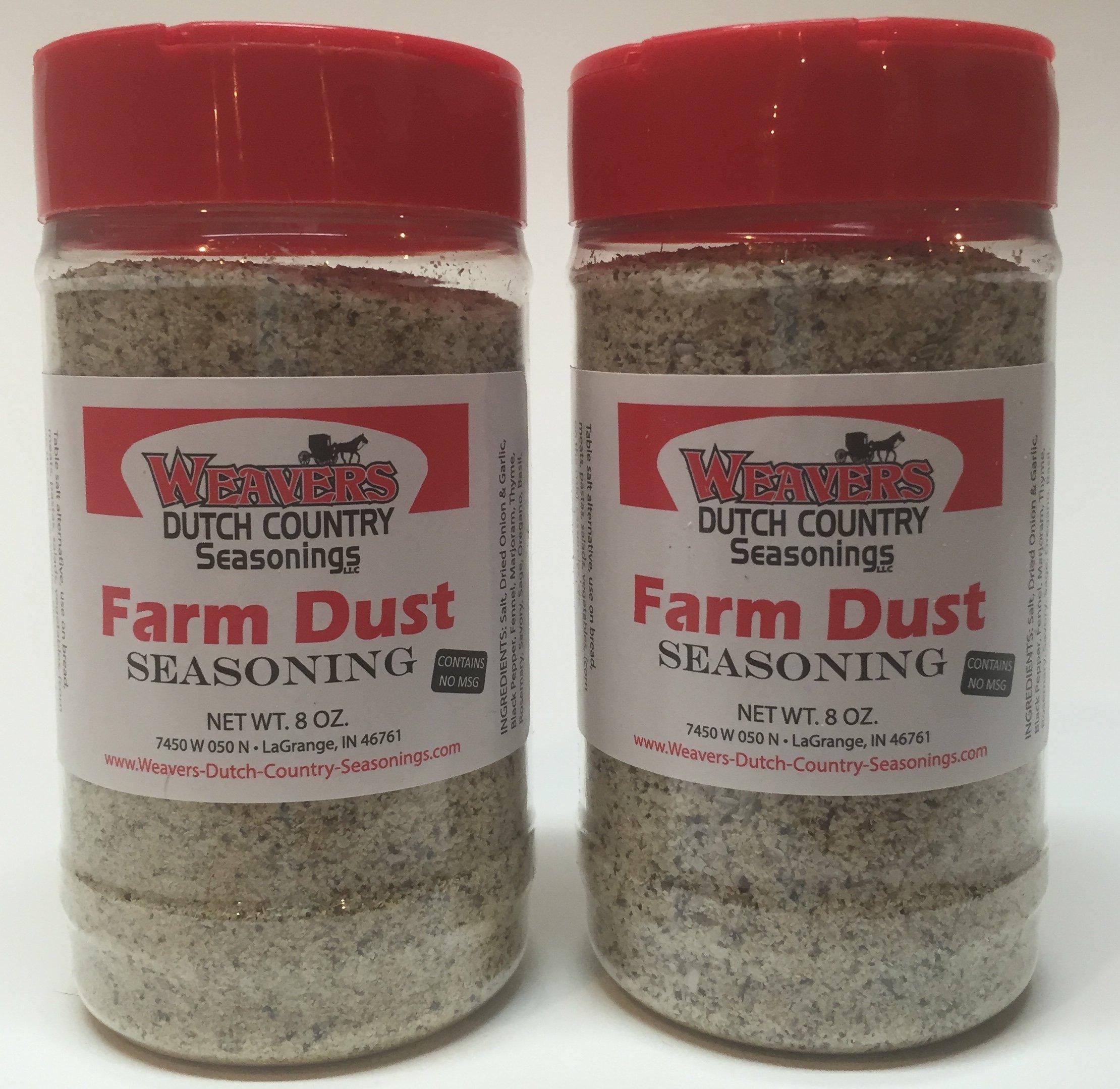 Weavers Farm Dust Seasoning, Original Bundle