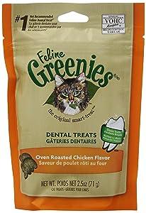 Feline Greenies 6-Pack Felines Feline Greenies, 15-Ounce
