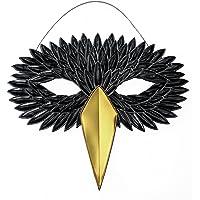 Martha Stewart Crafts Decorative Mask, Crow