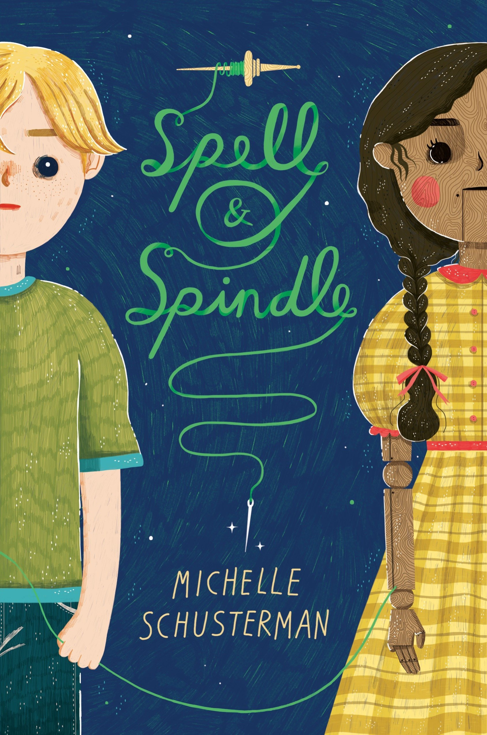 Spell And Spindle Michelle Schusterman Kathrin Honesta