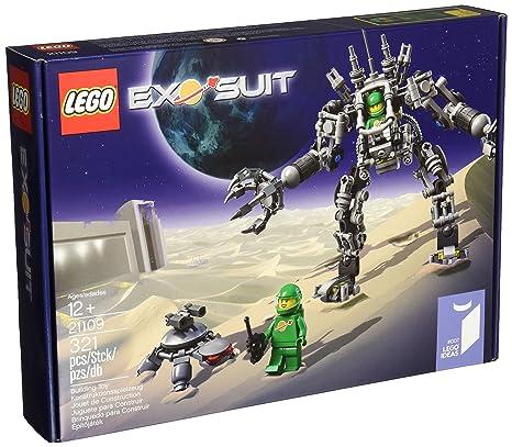 Amazon Lego Ideas Exo Suit 21109 Toys Games