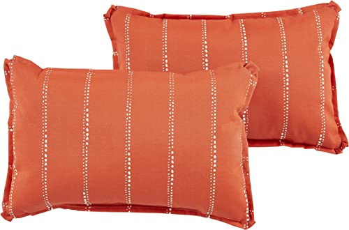 Mozaic Company AZPS7035 Indoor Outdoor Lumbar Pillow