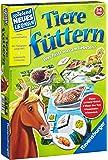 Ravensburger - 25035 - Jeux de Société Allemand - Tiere füttern (Thème Animaux)