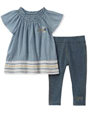 b6a2d6bc862 Juicy Couture Girls  Fashion Top and Legging Set