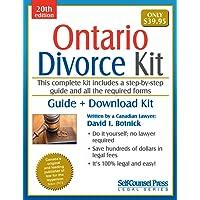 Divorce Kit for Ontario: Guide + Download Kit