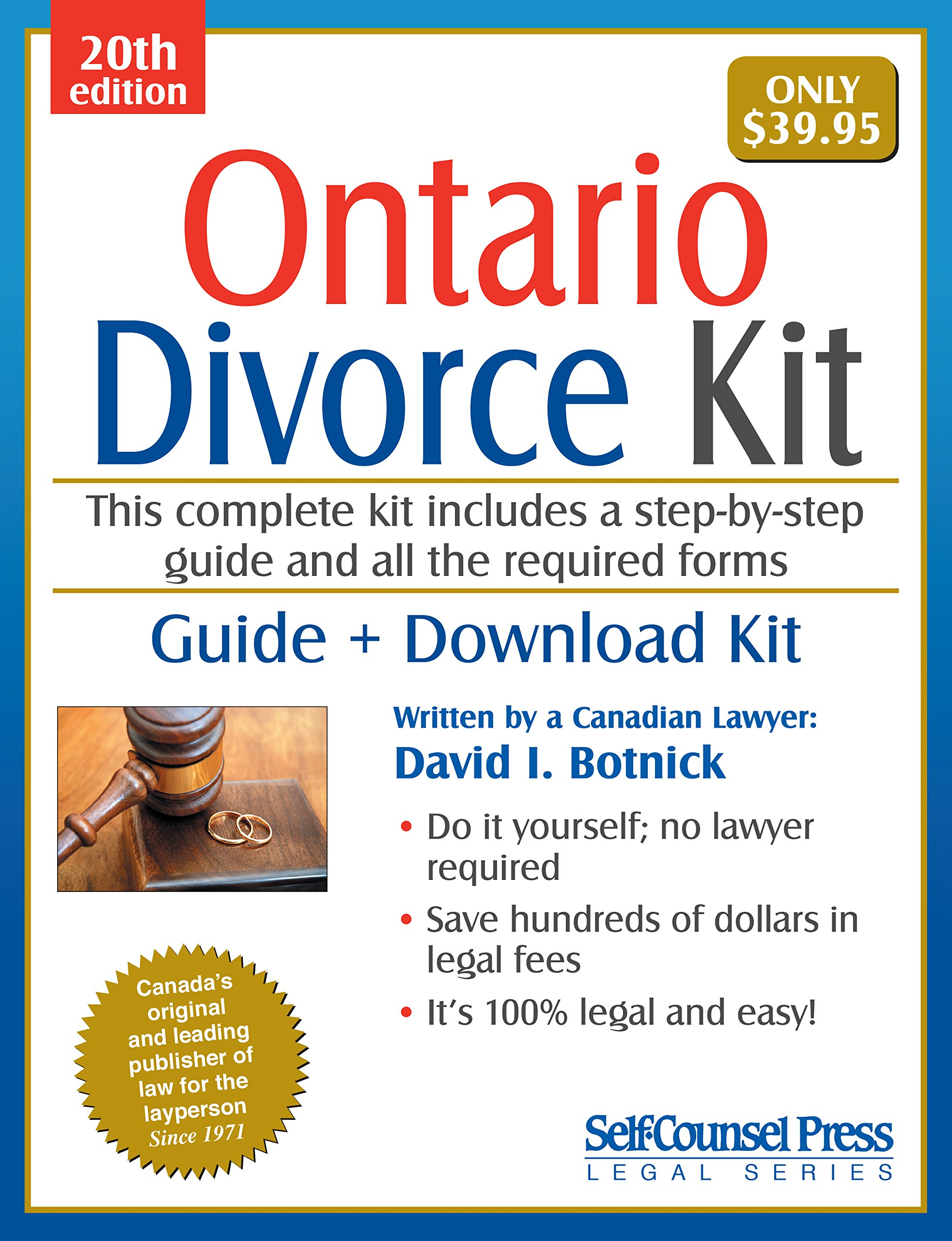How to obtain a divorce in ontario