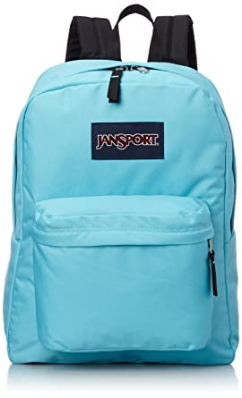 Amazon.com: JanSport Classic SuperBreak Backpack, Mammoth Blue ...