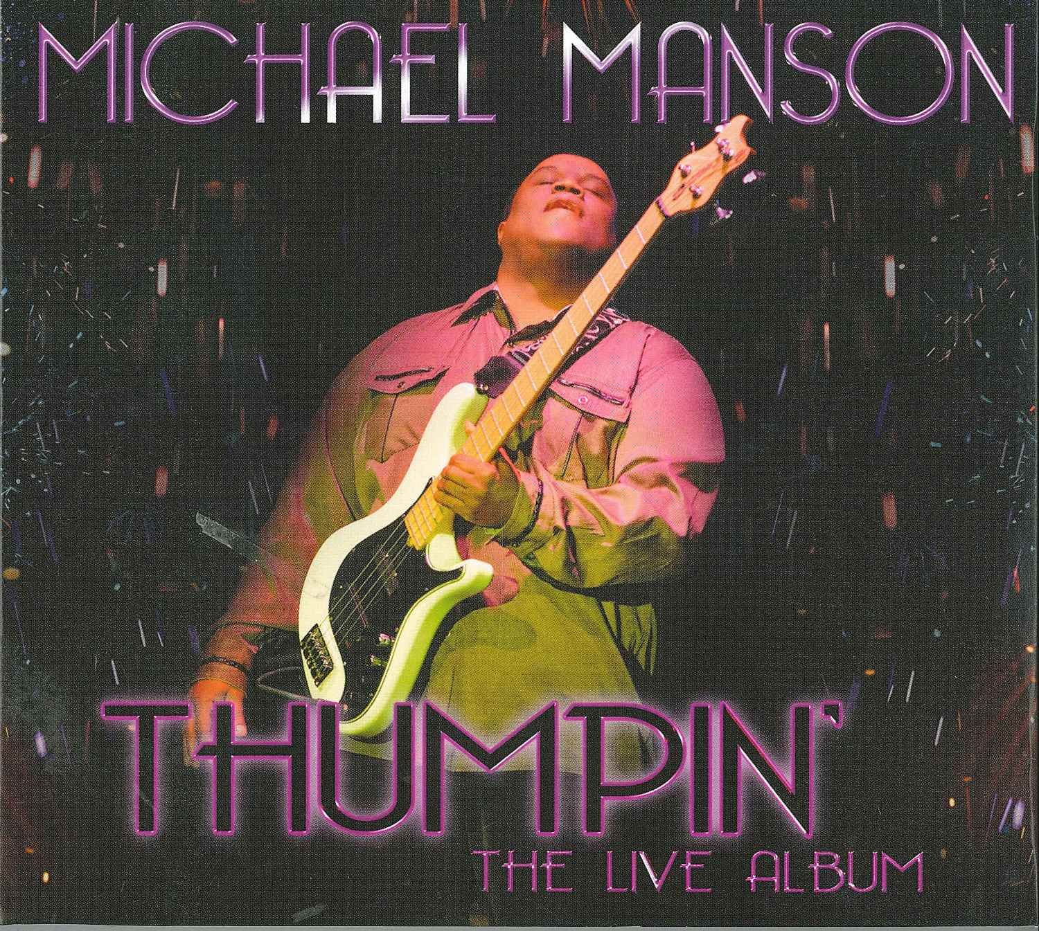 Thumpin' - The Live Album by Nugroove 2