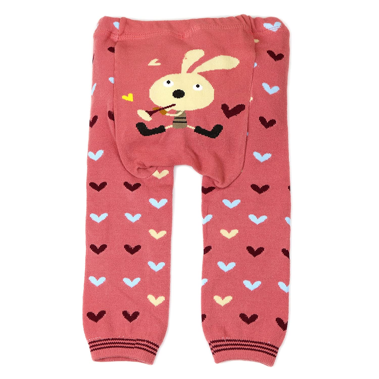 Baby & Toddler Wooly Leggings by Dotty Fish - Girls Designs - 6-12 months, 12-24 months & 24+ months Busha
