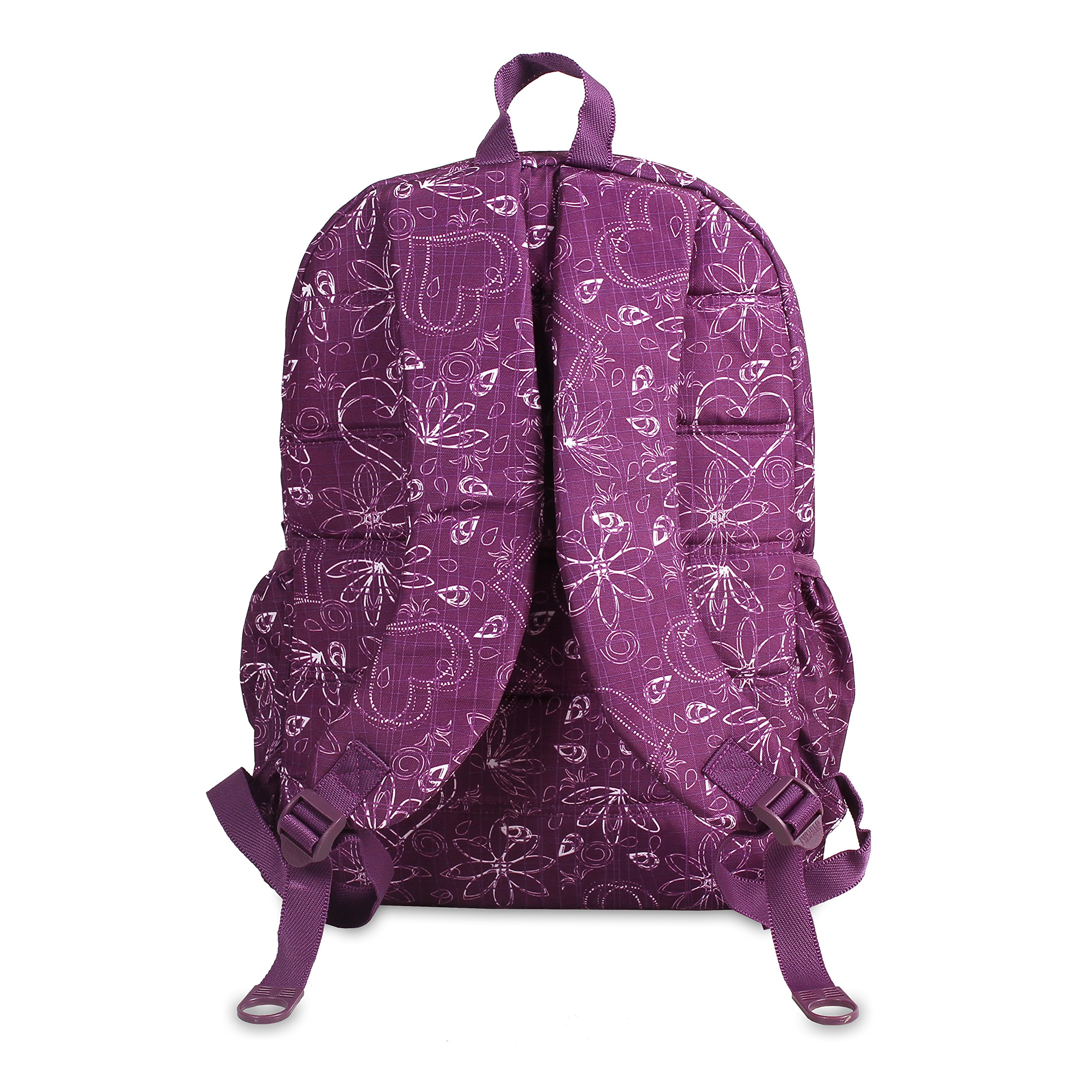 J World New York Oz Backpack, Love Purple by J World New York (Image #2)