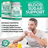 Premium Blood Sugar Support Supplement by