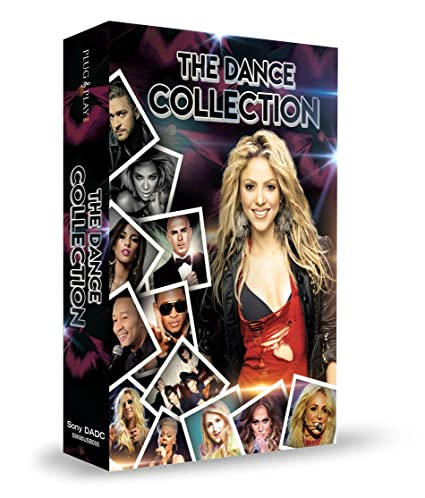 Music Card :The Dance Collection(320 kbps MP3 Audio)
