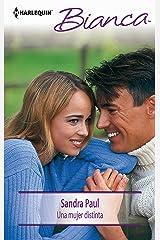 Una mujer distinta: El hijo del jefe (3) (Bianca) (Spanish Edition) Kindle Edition