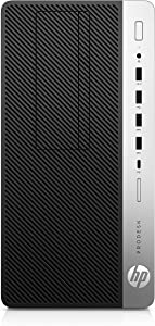 HP ProDesk 600 G3 - Micro Tower - 1 x Core i5 7500/3.4 GHz - RAM 8 GB - HDD 1 TB - DVD-Writer - HD Graphics 630 - GigE - Win 10 Pro 64-bit
