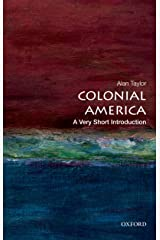 Colonial America: A Very Short Introduction (Very Short Introductions) Kindle Edition