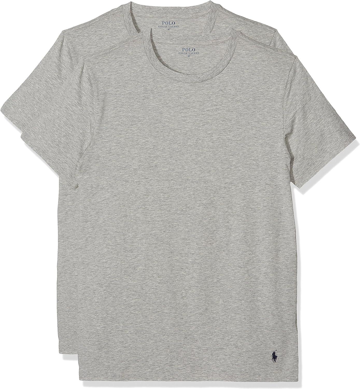 Polo Ralph Lauren Mens Classic T-Shirt Pack of 2