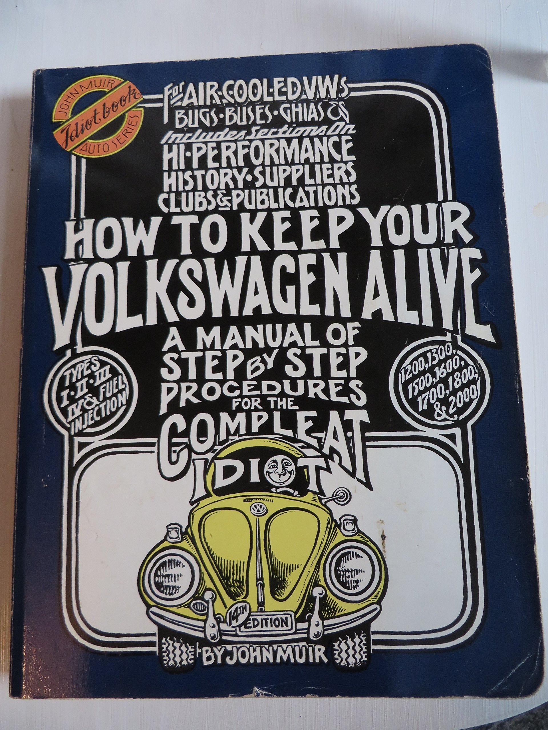 Amazon repair maintenance books engines transmissions how to keep your volkswagen alive a manual of step by step procedures for the fandeluxe Images
