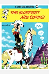 Lucky Luke - Volume 43 - The Bluefeet are coming! Kindle Edition