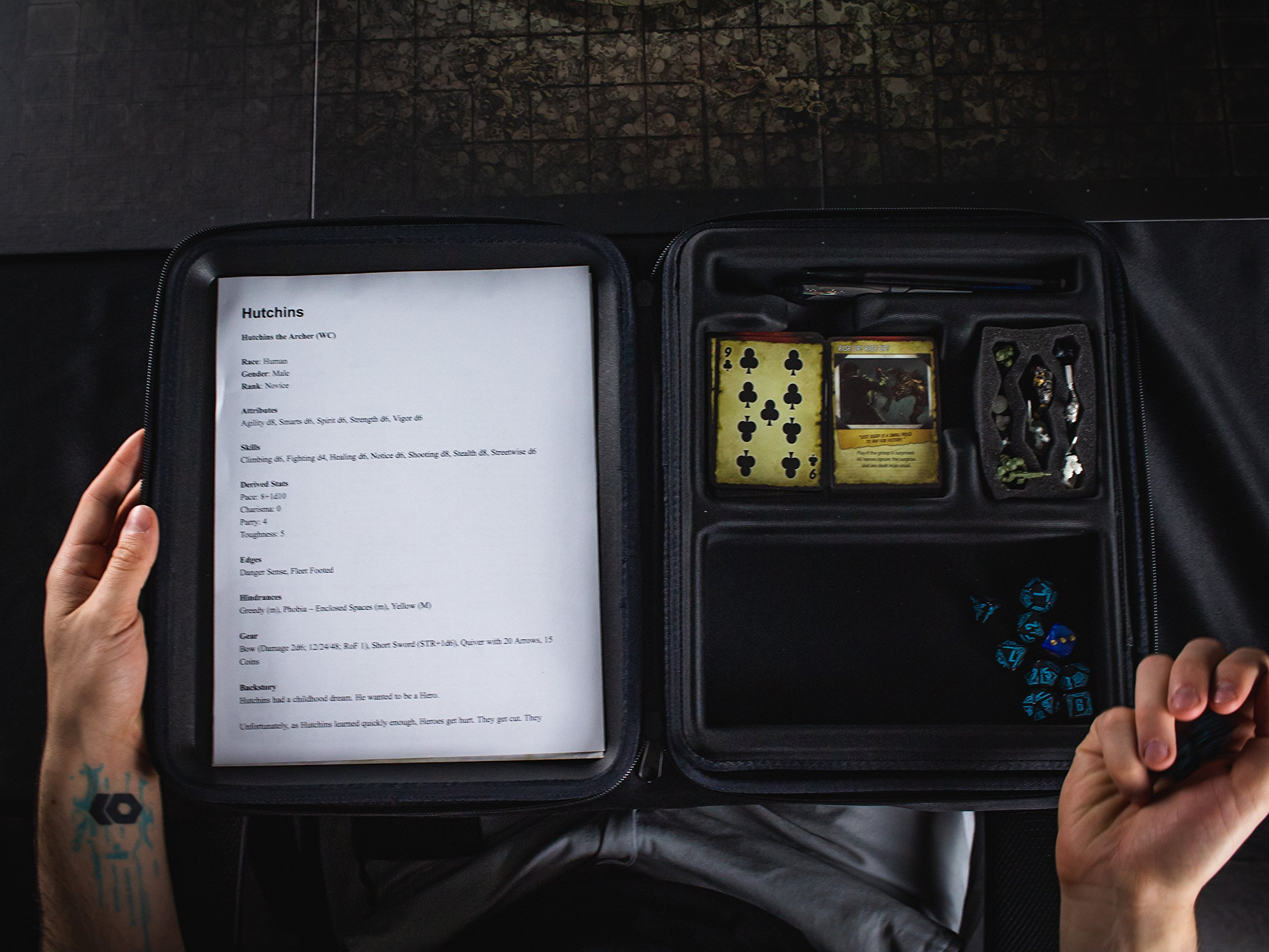 Character Case Gaming Organizer by Character Case (Image #4)