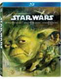 Star Wars: Blu-Ray Trilogy Episodes I-III