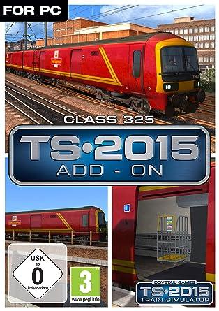 Class 325 EMU Add-On [Online Game Code]: Amazon co uk: PC