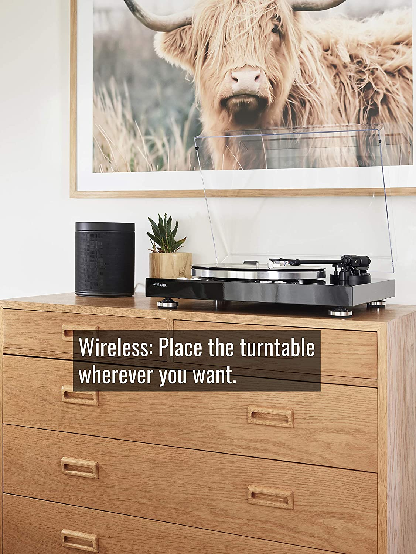 Amazon.com: Yamaha MusicCast Vinyl 500 MusicCast ...