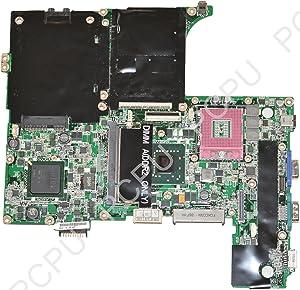 HP721 Dell Latitude D530 Intel Laptop Motherboard s478