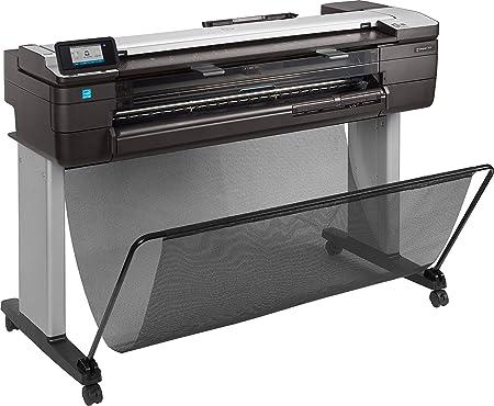 HP Designjet T830 91,4 cm 36zoll Multi Función Printed: Hp: Amazon ...