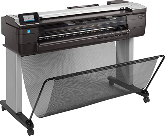 HP Designjet T830 91,4 cm 36zoll Multi Función Printed: Hp: Amazon ...
