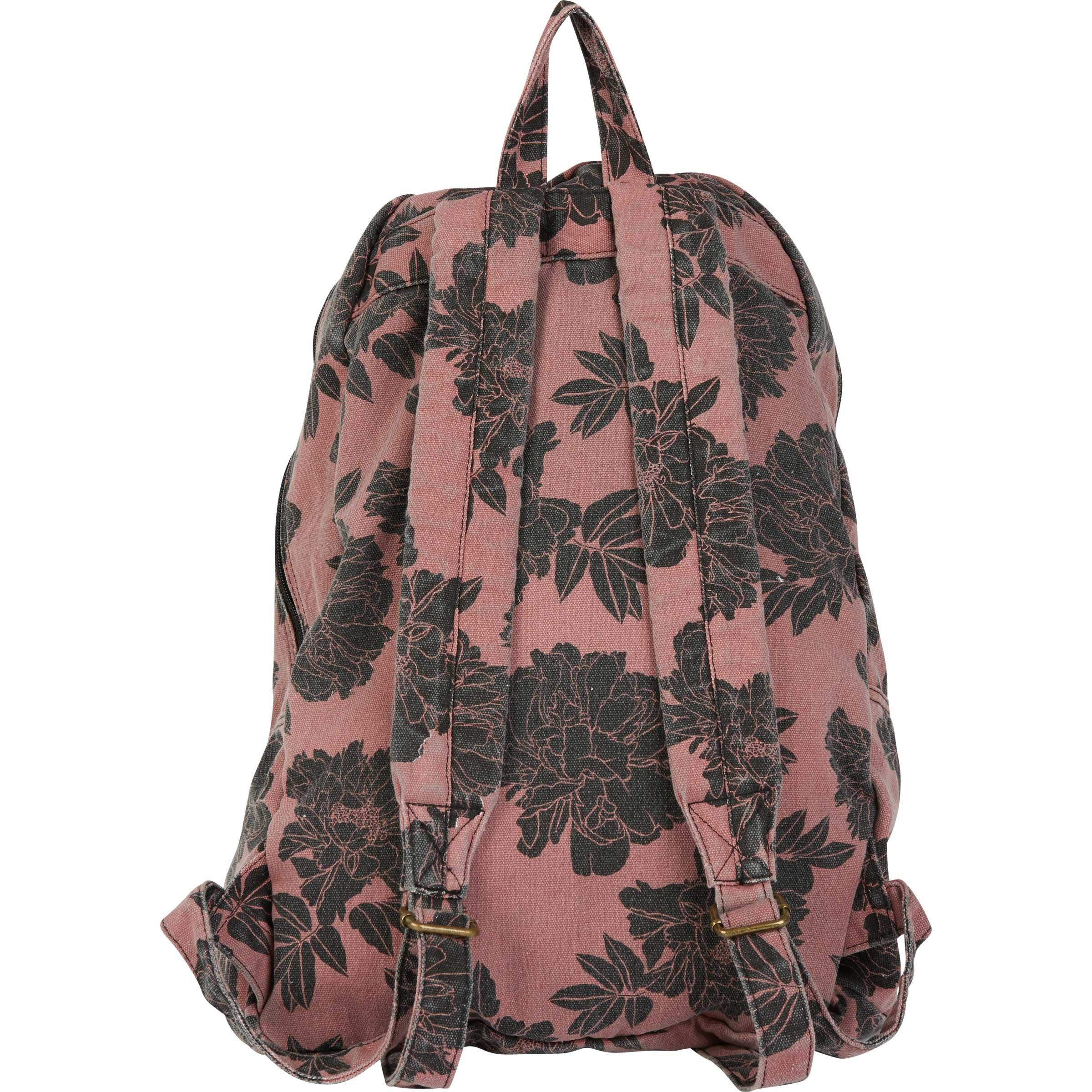 Billabong Women's Hand Over Love Backpack, Vintage Plum, ONE by Billabong (Image #3)