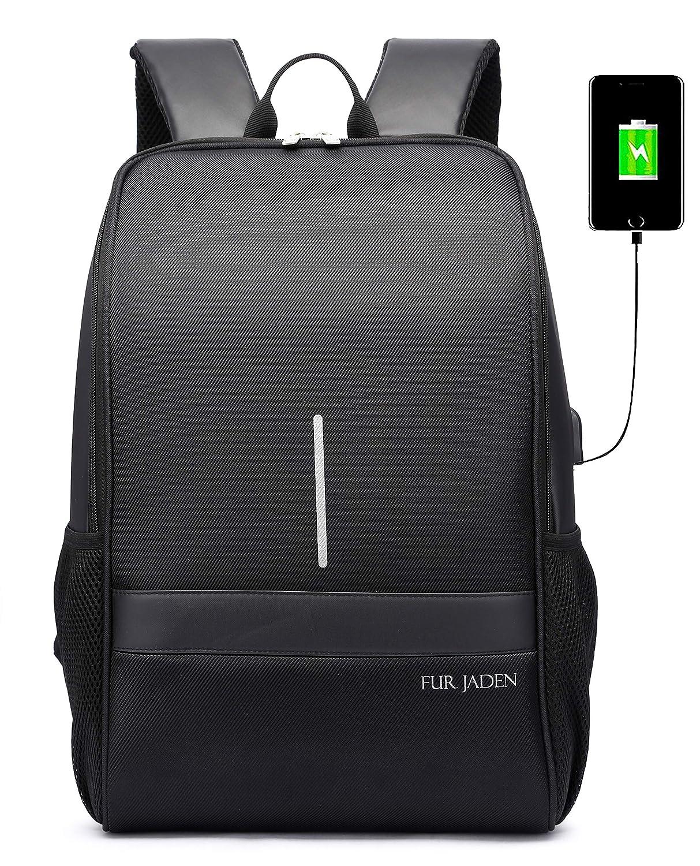 Fur Jaden Executive Premium With USB Charging Port And Anti