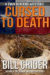 Cursed to Death - A Dan Rhodes Mystery (Dan Rhodes Mysteries Book 3) Kindle Edition