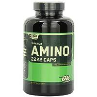 Optimum Nutrition Superior Amino 2222, 160 Capsules