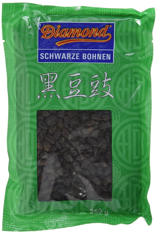 Diamond Schwarze Bohnen fermentiert und gesalzen