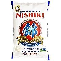 Nishiki Premium Rice, Medium Grain 15-Pound Bag Deals
