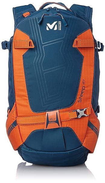 e4dd26b5f5 MILLET Zaino da sci, modello Steep 27, Blu (Majolica Blue), Taglia unica:  Amazon.it: Sport e tempo libero