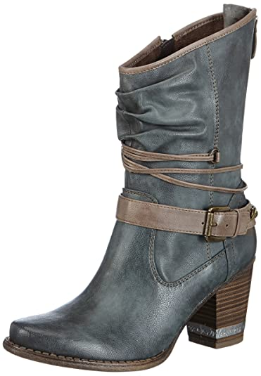 100% authentique 6a1cd d5d6f Mustang 1147505, Boots Femme