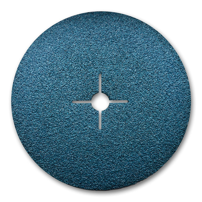 Bosch DIY Fiberschleifscheibe f/ür Winkelschleifer verschiedene Materialien, /Ø 230 mm, K/örnung 36