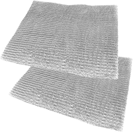 Spares2go aluminio filtro malla para campana extractora Argos/ventilador de extracción de aire rejilla de ventilación (lote de 2 filtros, 57 x 47 cm): Amazon.es: Hogar