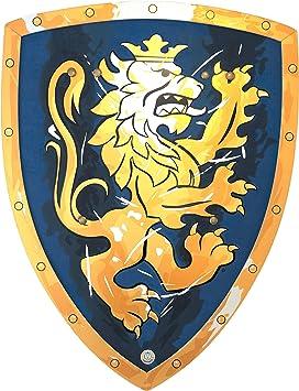 Blu Scudo da cavaliere Liontouch