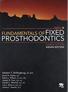 Amazon buy essentials of complete denture prosthodontics book fundamentals of fixed prosthodontics fourth edition indian edition fandeluxe
