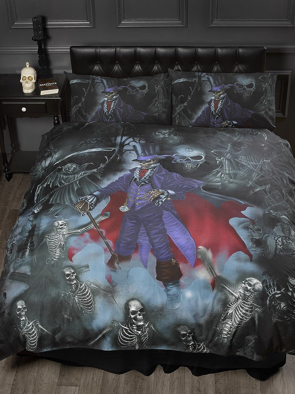 Skull Bedroom Curtains 66 X 72 Curtains Magistus Alchemy Gothic Gothik Series