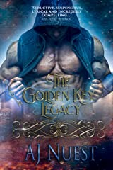 The Golden Key Legacy: A Time Travel Romance (The Golden Key Series Book 2) Kindle Edition