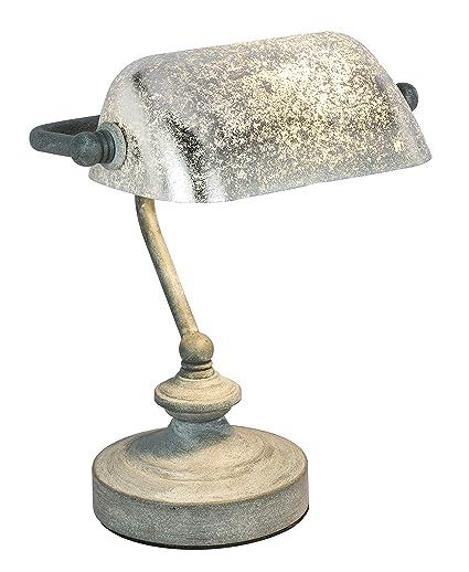 Elegant Lampe De Bureau Style Ancien Type Lampe De Banquier