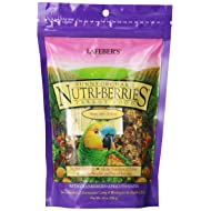 Lafeber's Gourmet Sunny Orchard Nutri-Berries for Parrots 10 oz bag