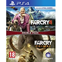 Ubisoft Far Cry PrimalDouble Pack [Playstation 4]
